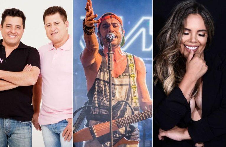 Bruno & Marrone, Ramon Schnayder e Sâmya Maia fazem lives neste sábado; confira programação completa