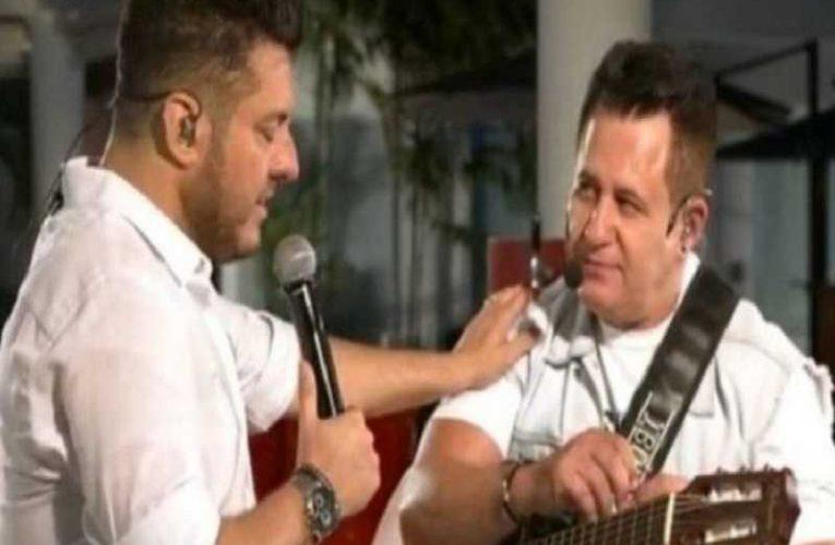 Dupla Bruno e Marrone recebe advertência devido à live