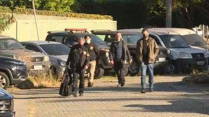 Polícia Federal faz buscas em endereços de Roberto Jefferson, Luciano Hang e blogueiros