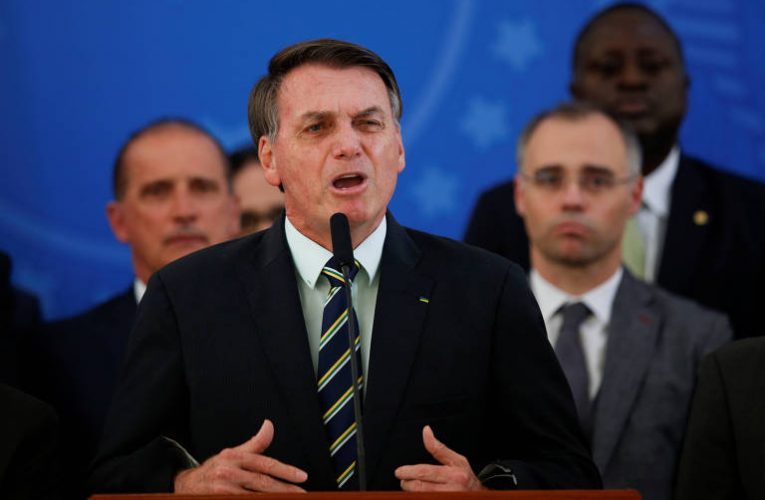 'Acabou, porra!', diz Bolsonaro sobre ordem do STF para operação policial contra aliados