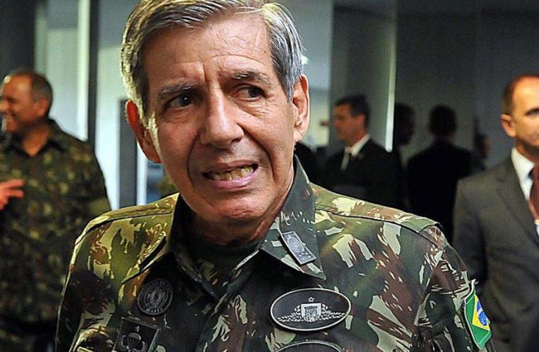 Augusto Heleno diz que jornalistas devem 'fingir' que não ouvem ofensas no Alvorada