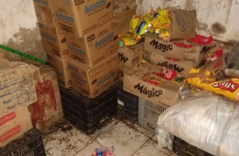 Operação Salus: Polícia apreende produtos vencidos na Feira Central e em depósito de Campina Grande