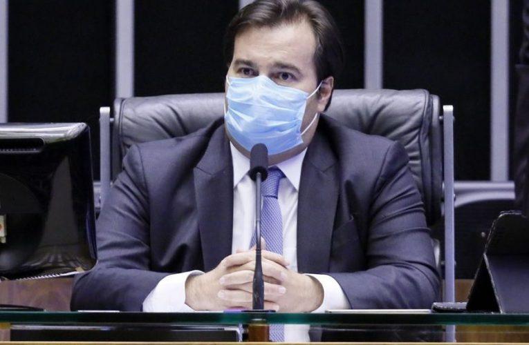 Rodrigo Maia diz que acordo para votar adiamento das eleições ainda está longe