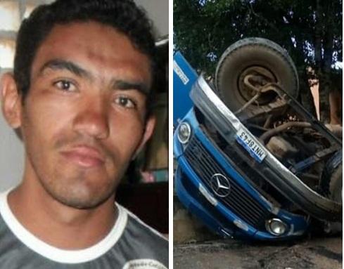 Identificado homem que morreu em acidente em Lagoa Seca