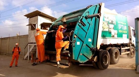 Coleta de lixo sofre mudanças em vários bairros de Campina Grande