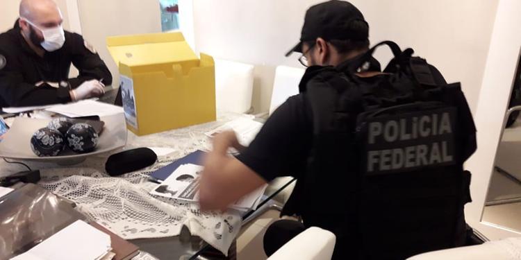 Busca no Palácio do Governo do Pará. Operação da PF investiga compra de respiradores