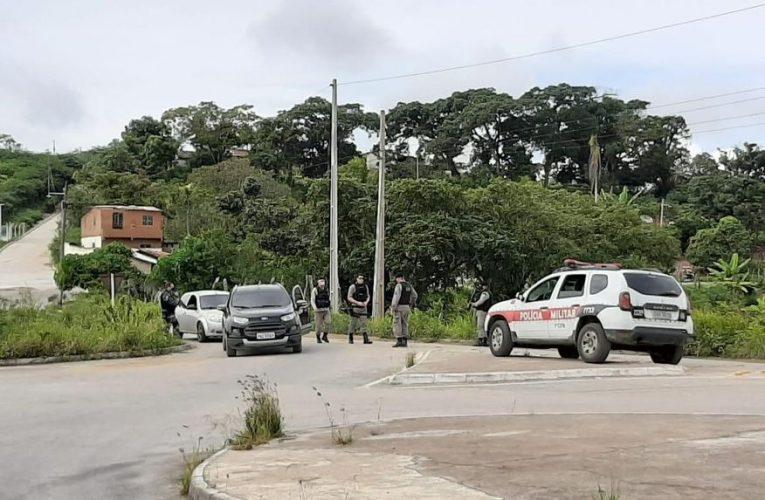 Polícia Militar da Paraíba captura foragidos de presídio de Pernambuco