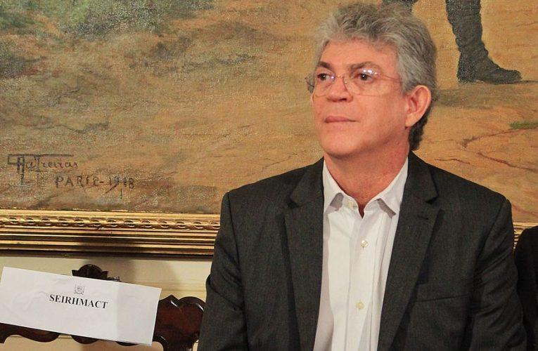 Gaeco denuncia Ricardo Coutinho e outros por desvio de dinheiro para obra em prédio do Canal 40