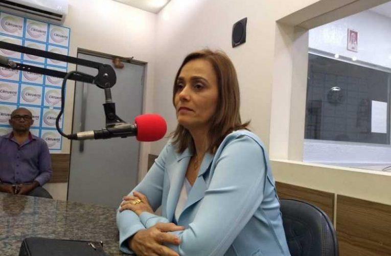 Pré-candidata à Prefeitura de Campina, Ana Cláudia, comenta sobre expectativa de alianças